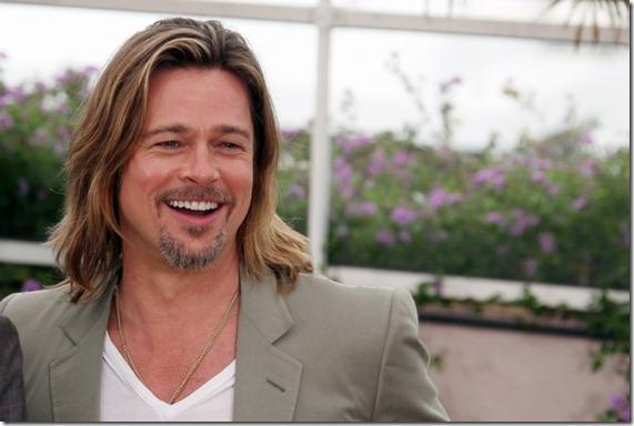 Brad Pitt attending photocall film Killing J2T7Zq2Snkpl