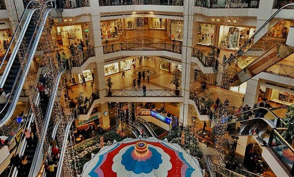 Istanbul Bakirkoy Carousel Shopping Center 4