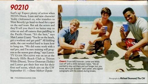 matt lanter 90210