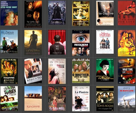 1001 filme de vazut