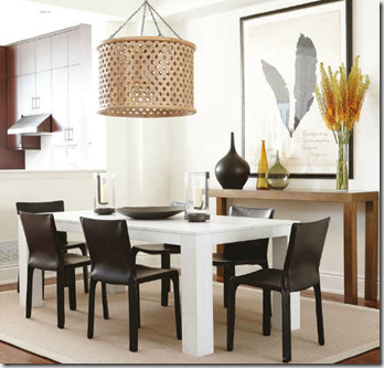 Open Concepts - Dining Room art