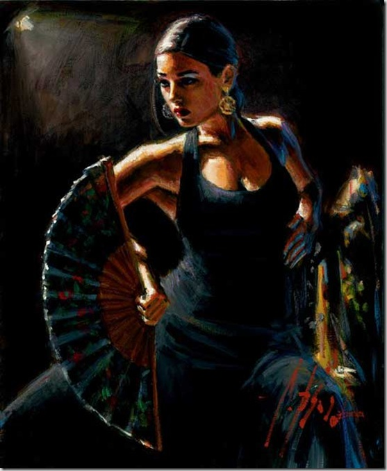 Fabian Perez 1967 - Argentine Figurative painter - Reflections of a Dream - Tutt'Art@ (4)