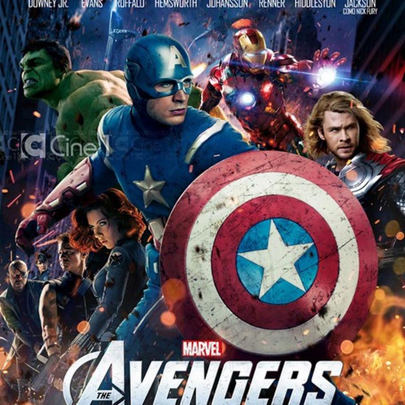 The Avengers (Os Vingadores) #BoaQualidade (2012) (BDRip) [Download]
