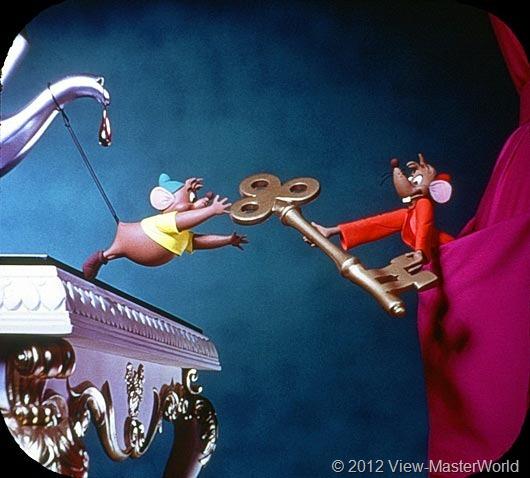 View-Master Walt Disneys Cinderella (B318), Scene 15