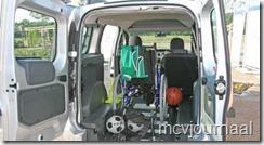 Dacia Dokker als rolstoelvervoer 01