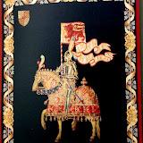 Gobelin 9028, Le chevalier, 150x110cm