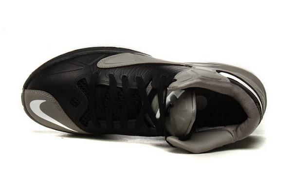 Nike Ambassador V 8211 Black  White  Sport Grey