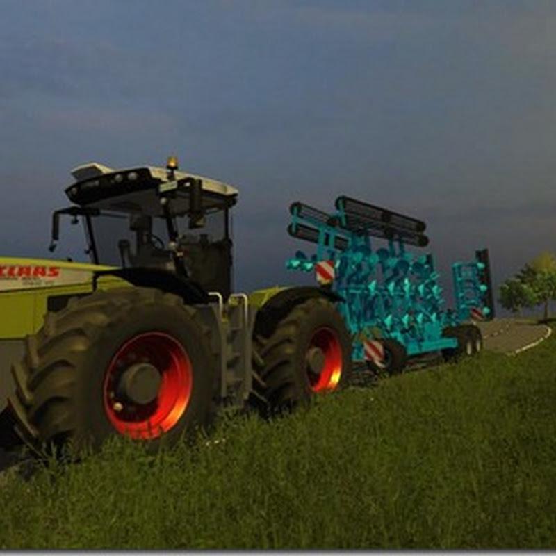 Farming simulator 2013 - Lemken Gigant 1400 v 2.0