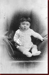 Adolf Hitler bebê