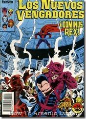 P00024 - Los Nuevos Vengadores #24