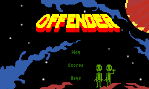 Offender - screenshot