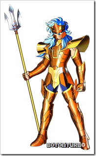 Poseidon - Saint Seiya Brave Soldiers
