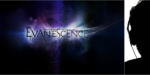 Evanescence album art