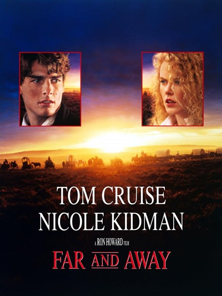 Uzak Ufuklar | Far and Away | 1992 | 1080p | BluRay | x264 | DUAL