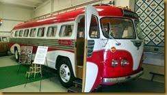 RV Museum bus