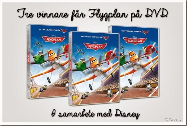 Disney Flygplan