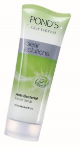 Ponds_Clear Balance_Clear Solution_Facial Foam