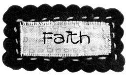 Character Building Faith