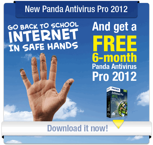 Download Panda Antivirus Pro Free for 6 Months