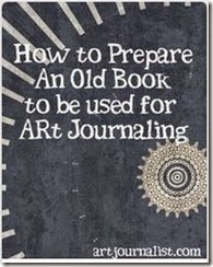 How to make an art journal