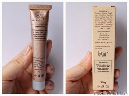 Priscilla Clara review Guergi full coverage foundation_20