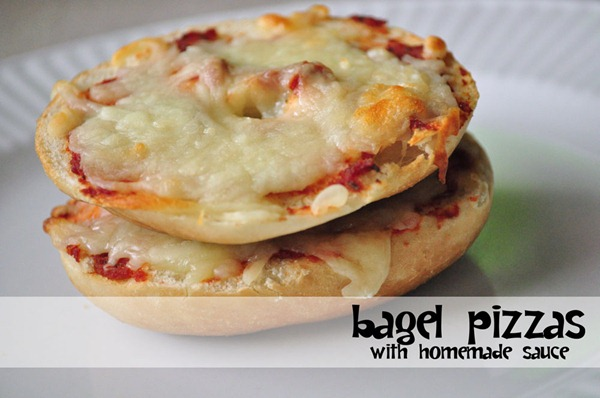 Bagel-Pizzas-with-Homemade-