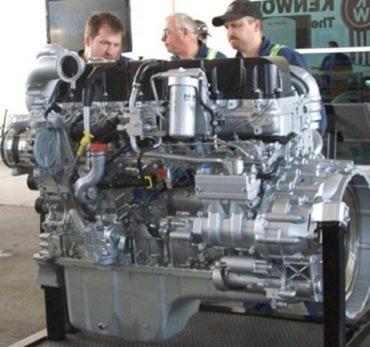Motores de Camiones Paccar MX