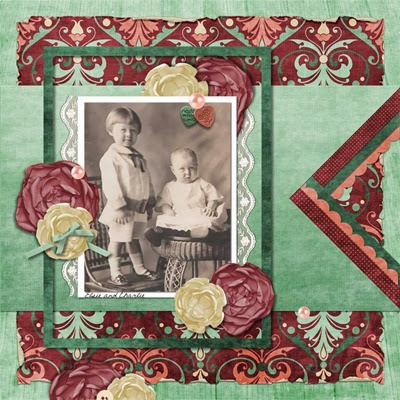 Romajo - Il Primo Bacio - Elsie and Charlie