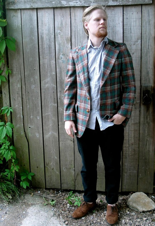 Vintage Check Shirt, £24.99, So Retro