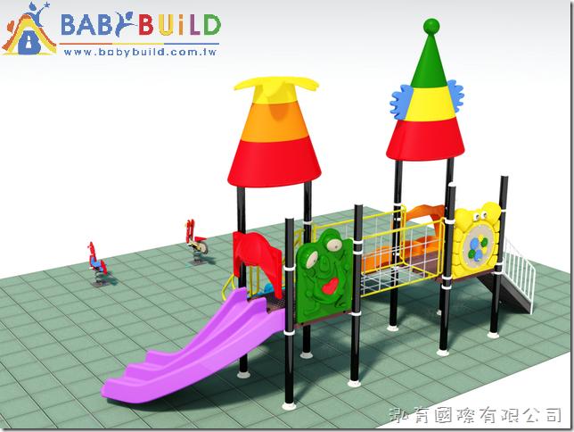 BabyBuild 大廈社區遊具設計規劃