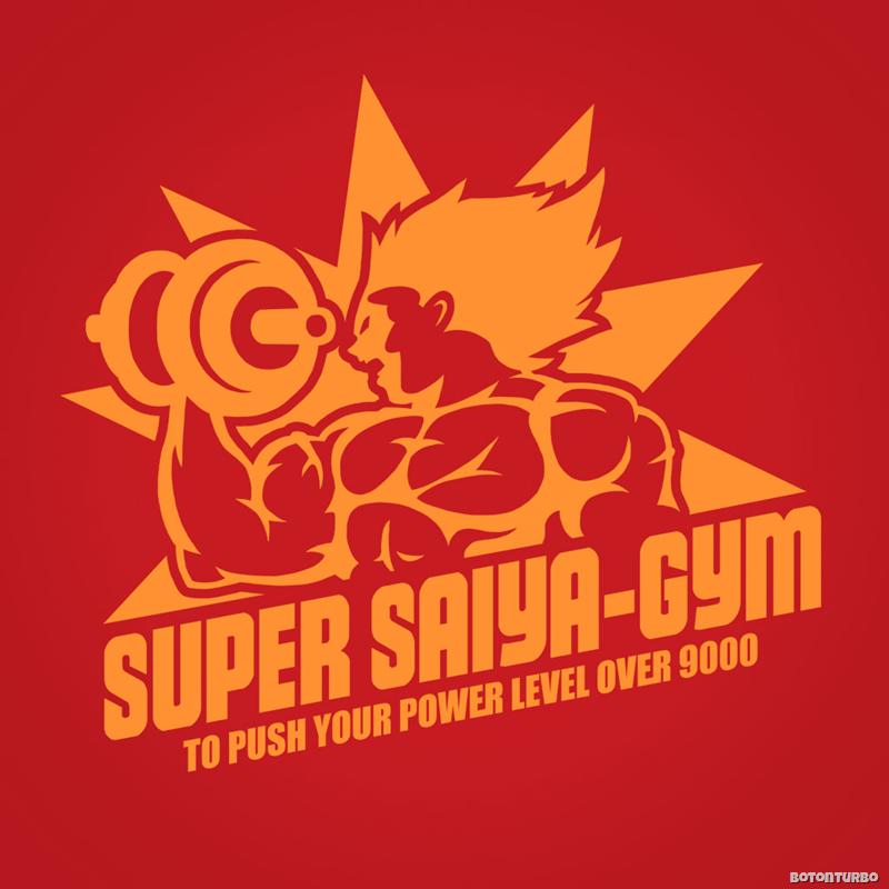 Super Saiya Gym