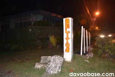 Belito's Vine Yard, Palm Drive Road, Buhangin, Davao City