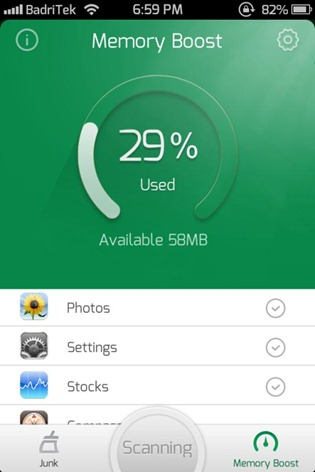 Clean Master Cydia Tweak Is An iPhone Cleaner and RAM Booster (4)