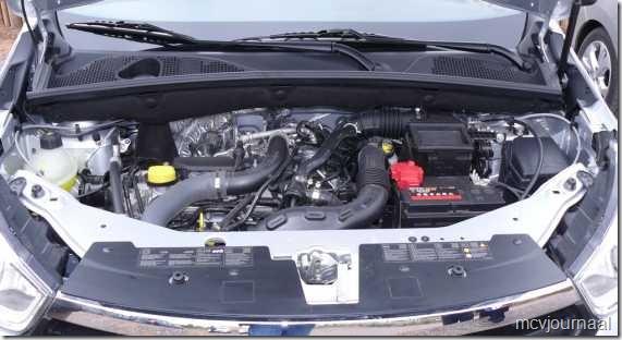 Dacia Lodgy testdagen 24