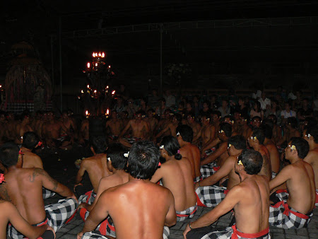 What to do in Ubud: watch a traditional dance