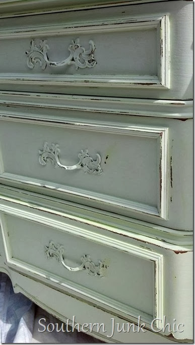 lemon buffet drawers
