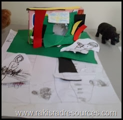 Creating Castles as scenery for fairy travels