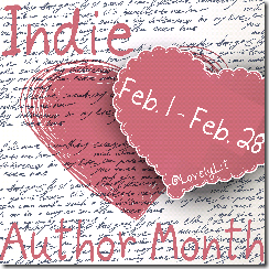 Indie Author Month
