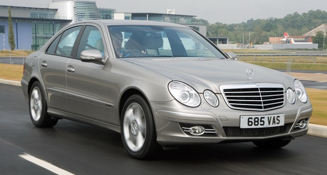 Mercedes-Benz-E-Class