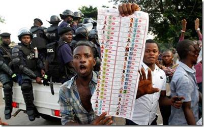 DRC Congo Election