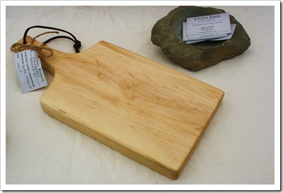 cutting board, living edge designs, rhinebeck farmers market