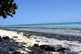 The View From Our Lunch Spot on Signal Island - Noumea, New Caledonia