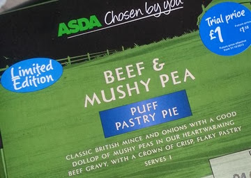 beef mushy pea pie