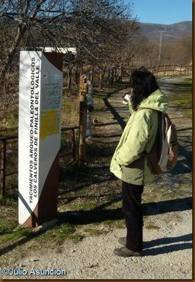 Ruta de los yacimientos de Pinilla del Valle - Madrid