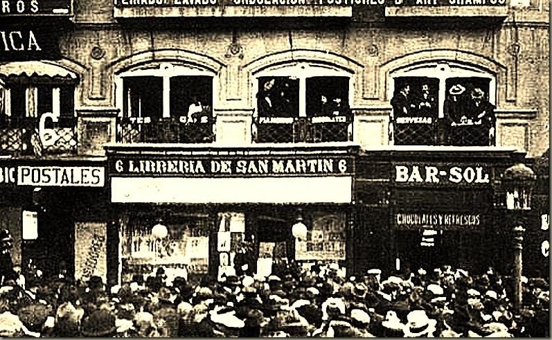 Madridlaciudad Aquella Librer A San Mart N