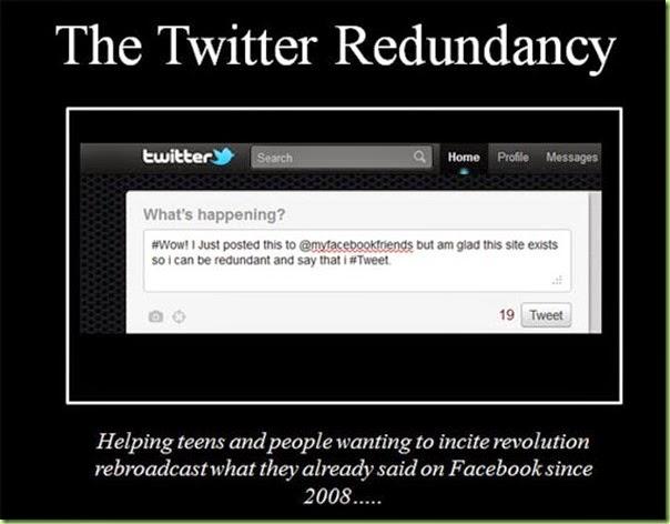 TheTwitterRedundancy