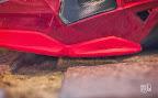 nike lebron 11 gr black red 10 06 New Photos // Nike LeBron XI Miami Heat (616175 001)