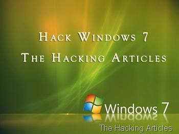 Windows7 Hack