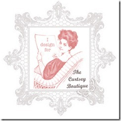 2013 curtsey boutique designer badge