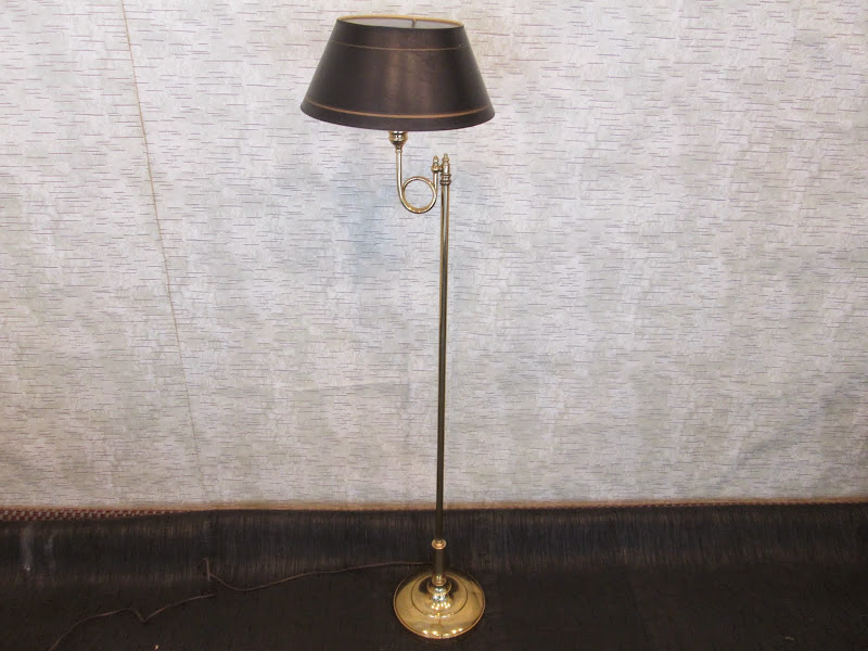 Trumpet Shape Floor Lamp